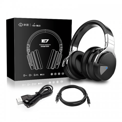 E7 headphone design